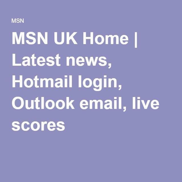 Msn login live