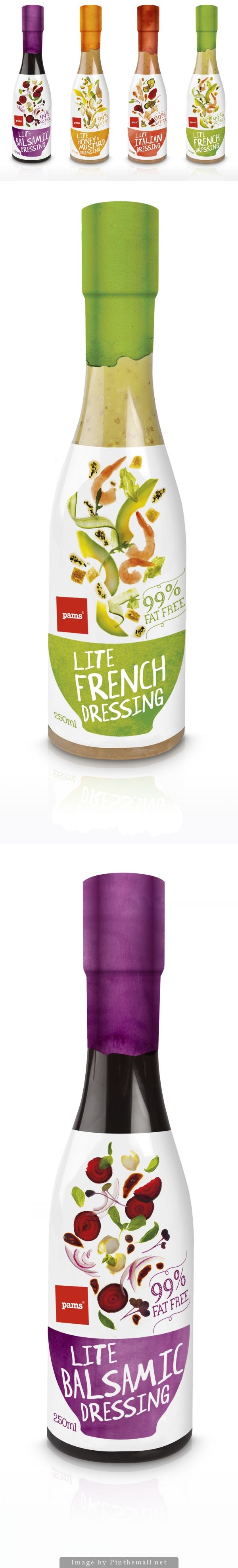 Pams Lite Dressings