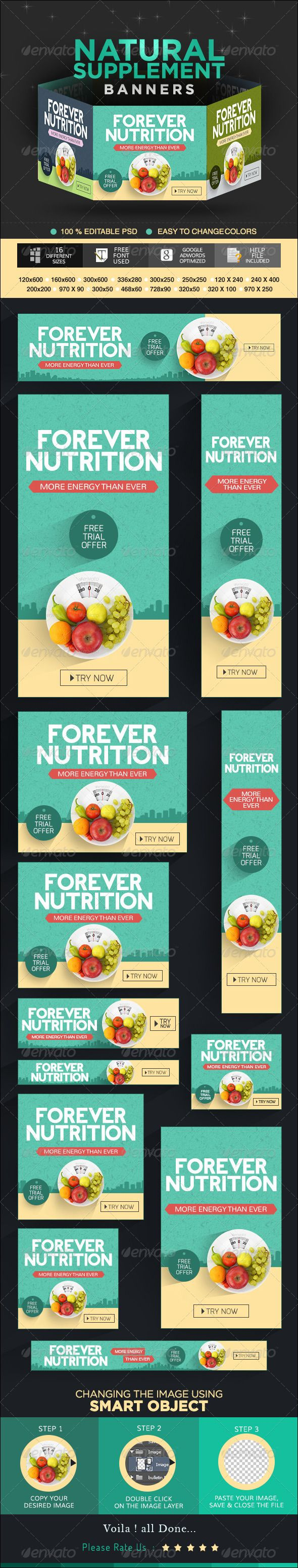 94 best web banners images on Pinterest | Banner template, Banner ...