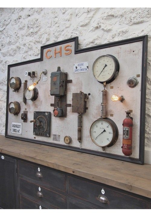 6561 best industrial repurposing to beautiful decor images on ... Industrial Home Design Repurposi E A on