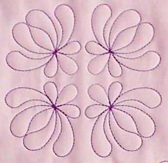 Quilt Machine Embroidery Applique Designs