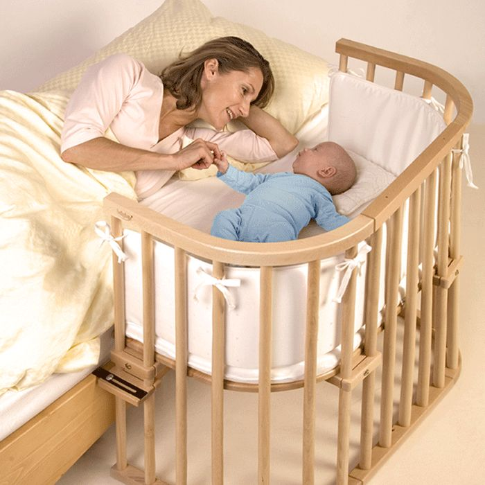 Crib Attached To Side Of Bed
