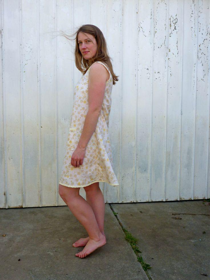 60's shift dress