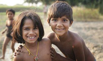 Indien er fuld af ansigter