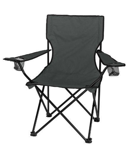 OAGear- Folding Tailgate Chair, Black * Additional info @ http://www.buyoutdoorgadgets.com/oagear-folding-tailgate-chair-black/?hi=230616130720