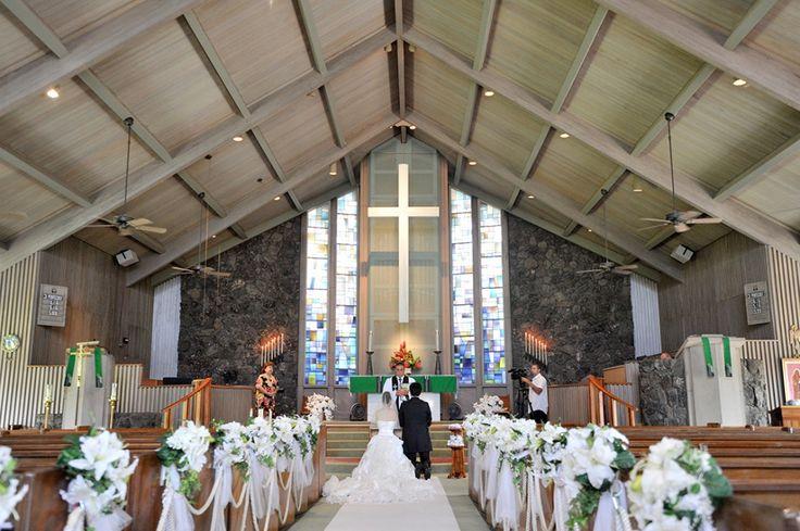 ホーリー・ナティビティ教会 | クラシコウエディング