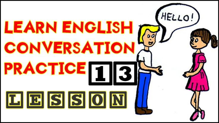 English Conversation Lessons 13 | English Speaking Practice | Learn engl...