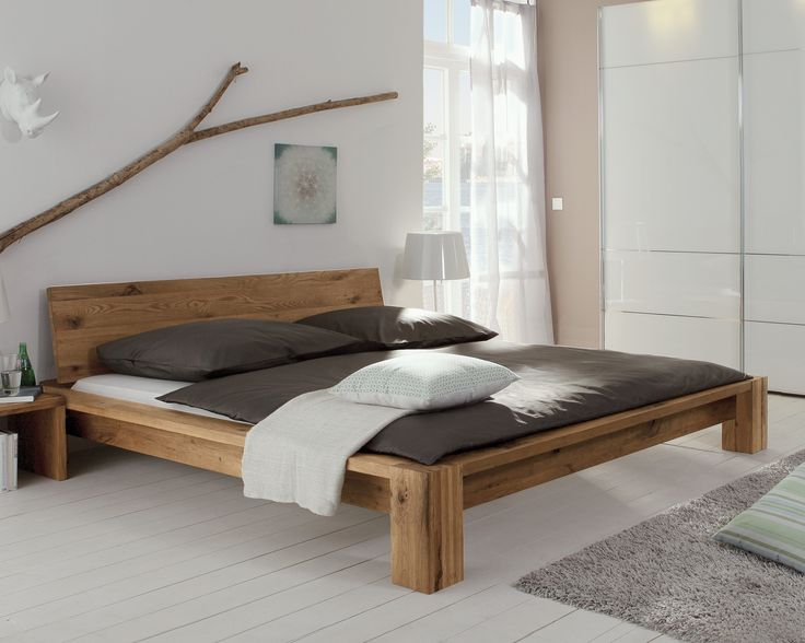 die besten 25 bett holz ideen auf pinterest s e. Black Bedroom Furniture Sets. Home Design Ideas