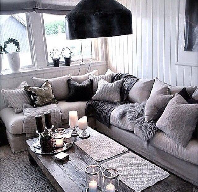 Cosy living room!