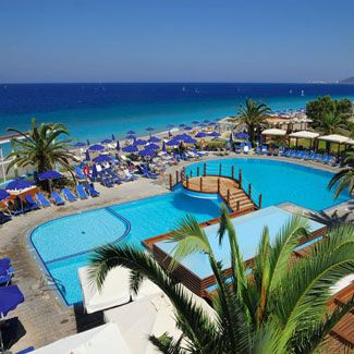 Sun Beach Holiday Club (Rodas – Grecia)