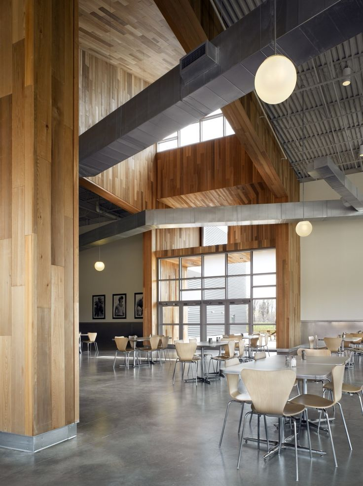 Abercrombie fitch company canteen for Abercrombie interior design and decoration