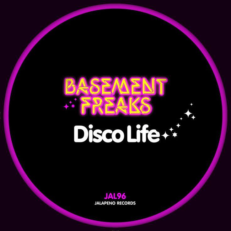 New #Release Disco Life - EP - Basement Freaks