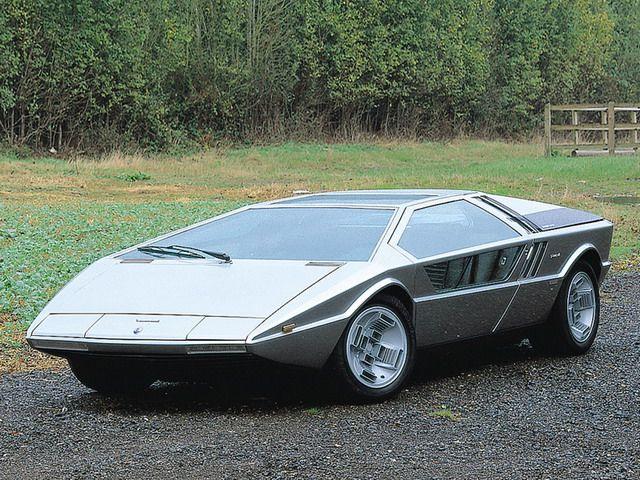Maserati Boomerang Concept (ItalDesign) (1972)