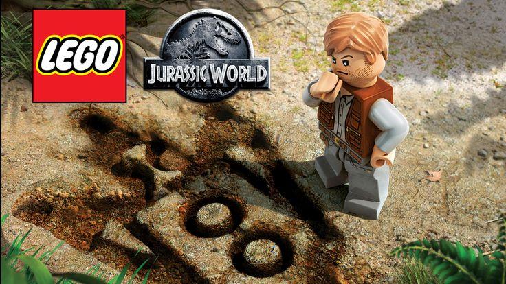 LEGO Jurassic World Gets New Trailer, Confirms Release Date - http://www.gizorama.com/2015/news/lego-jurassic-world-gets-gets-new-trailer-confirms-release-date