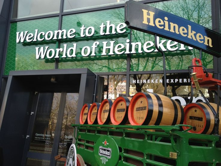 #25 - The Heineken Experience is a brewery and visitor center located in Amsterdam that allows guests to see first hand the history and technology of one of the world's top beer brands. The experience includes, product samplings, historical exhibitions, and interactive multimedia exhibits.