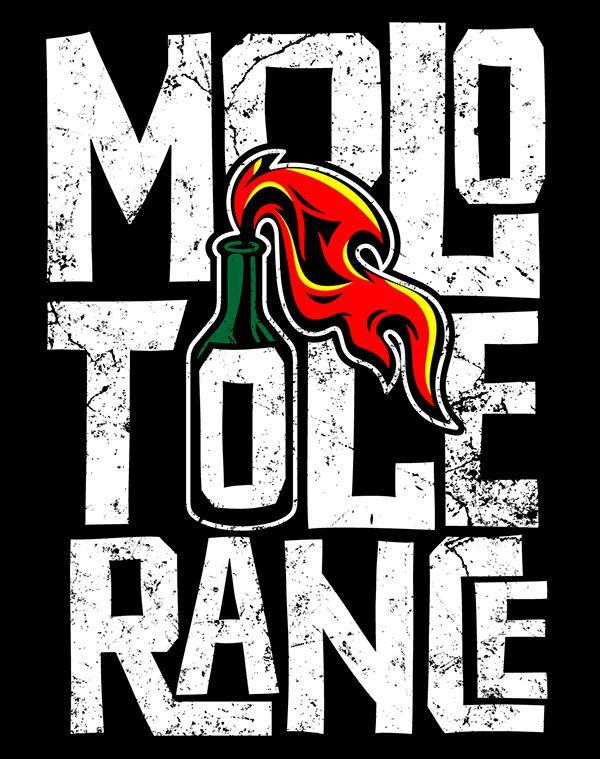 Riot Revolution Molotov Cocktail Ukraine Tolerance