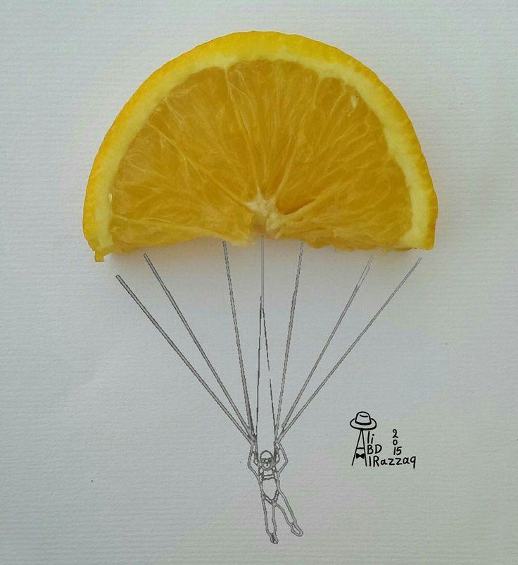 Les mashup dessinobjet de Ali Abd Alrazzaq Dessein de dessin