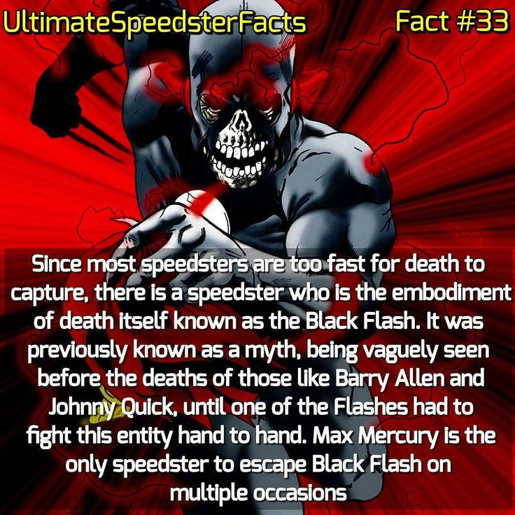 Spooky it can be said that Black Flash is the fastest Flash because he is technically a Flash ------------------------------------------ So when speedsters are on the verge of death they see this entity come to steal their soul ------------------------------------------ QOTD: How many speedsters can you name? AOTD: Alot ------------------------------------------ #shoutout4shoutout #marvelfacts #dcfacts #Ultimateherofacts #herofacts #johnstewart #lantern #dcjokes #marveljokes #memes #facts…
