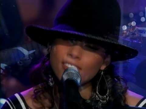 """Alicia Keys - Diary (Live) ft. Tony Toni Toné, Jermaine Paul(winner of """"The Voice"""")"""