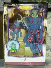 BARBIE WINKIE GUARD DOLL AND WINGED MONKEY WIZARD OF OZ NEW USA PR