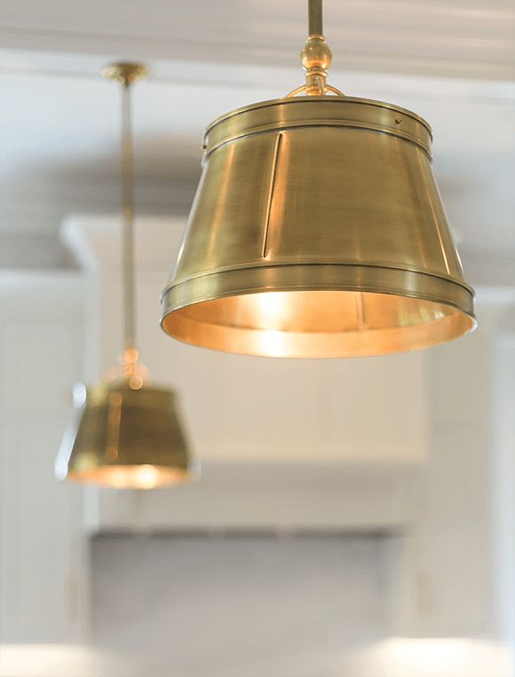 Novella Homes | Sloan Single Shop Light by E.F. Chapman | CHC5101 | Shop Now: http://www.circalighting.com/search_results.aspx?q=sloan