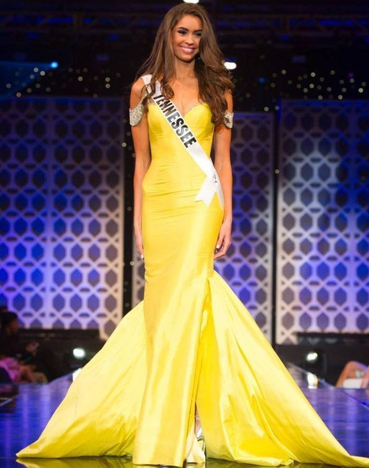 ==> [Free Shipping] Buy Best Evening Dress Miss Teen USA Trumpet Off The Shoulder Long Yellow Taffeta New Arrival 2017 robe de soiree Dresses Online with LOWEST Price | 32816476848