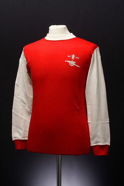 Arsenal FA Cup Final Shirt (1972)