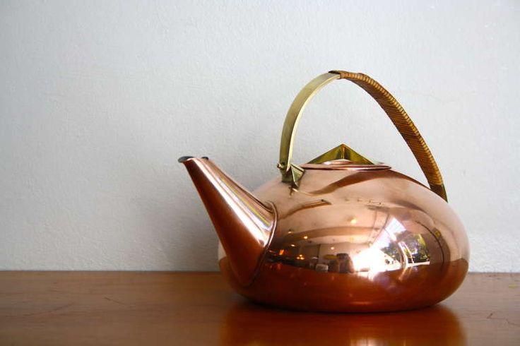 Copper Kettle by Carl Aubock
