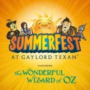 SummerFest Event Schedule at Gaylord Texan | Gaylord Texan Resort & Convention Center