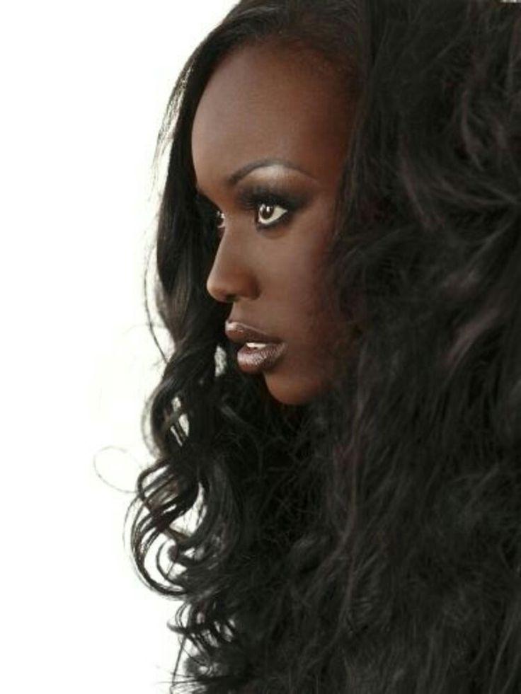 Anna Diop - American actress / Actrice américaine / Senegalese actress / Actrice…