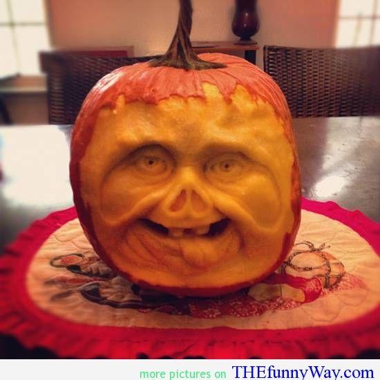 Best Pumpkin Faces | Funny Pumpkin Faces