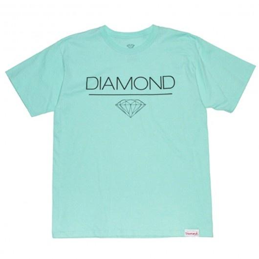 Diamond Supply Co whitespace tee-shirt diamond blue turquoise tiffany 45€ #diamond #diamondsupply #diamondsupplyco #sanfrancisco #diamondlife #getyourshineon #worldclassskateboarding #skateboarding #tee #tees #tshirt #tshirts #teeshirt #teeshirts #skate #skateboard #skateboarding #streetshop #skateshop @playskateshop