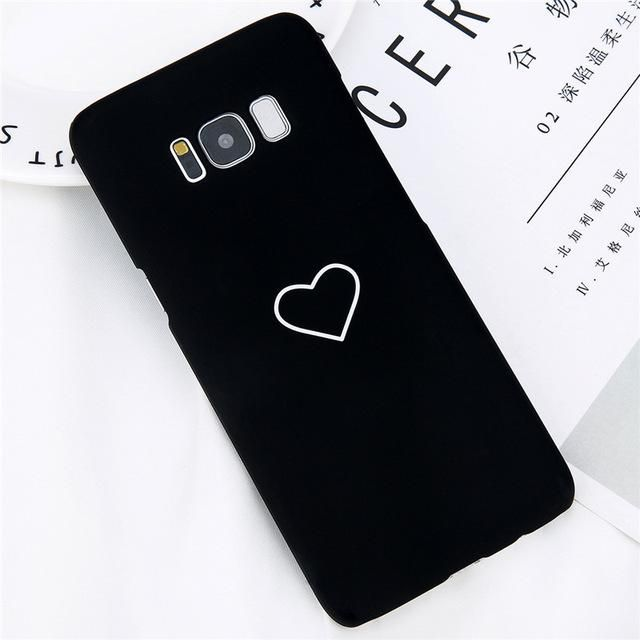 Samsung Galaxy S8 S8 Plus Love Heart Phone Cases – SaviCat