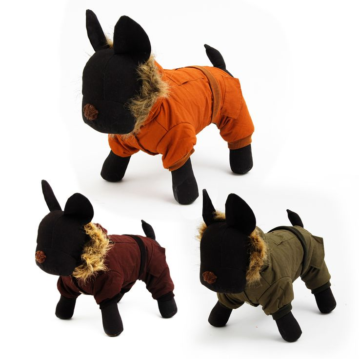 6 Freeshipping Dog Clothes Winter Warm Clothing For Pet The Corners of Fur Collar Jacket  Durable Dog Winter Coat Apparel 5 Sizes-in Dog Coats & Jackets from Home & Garden on Aliexpress.com | Alibaba Group