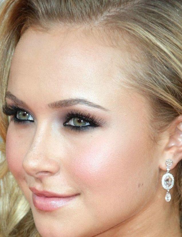Yeşil Gözlere Yakışan En Güzel Makyaj Modelleri