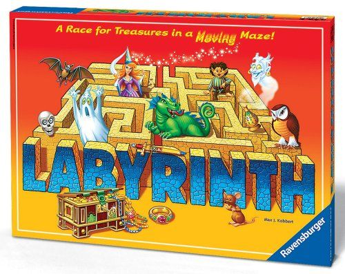 Labyrinth board game from Ravensburger