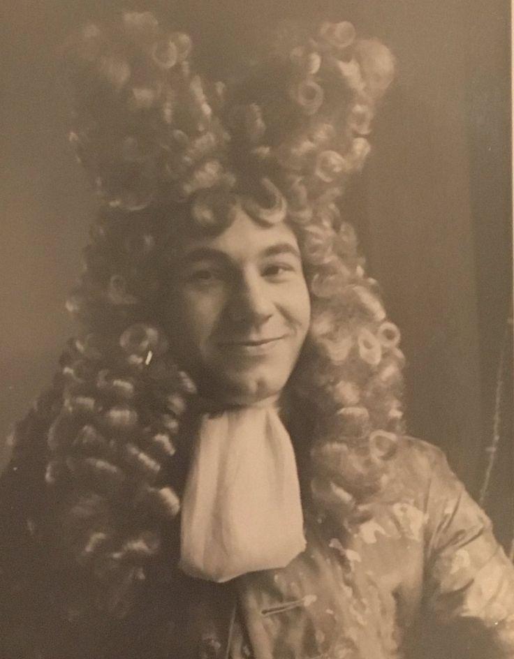 Patrick Stewart at 30 (1970s)