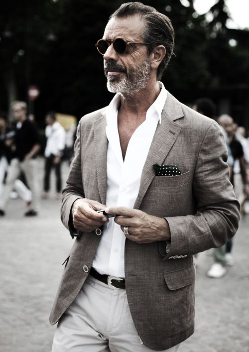 .: Men Clothing, Summer Looks, Menfashion, White Shirts, Men Style, Menstyle, Jackets, Men Fashion, Pockets Squares