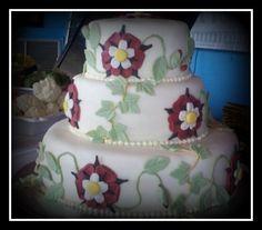 Tudor cake