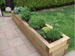 raised herb garden - Google Search