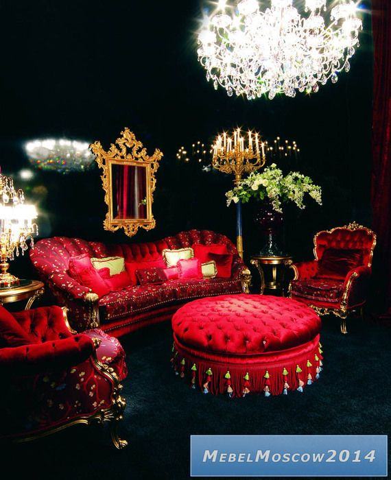 мягкая мебель в интерьере Zanaboni Vivi