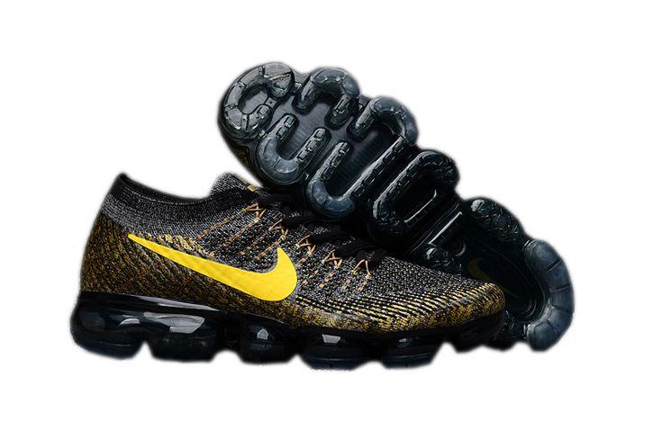 Nike Air VaporMax 2018 Black Golden
