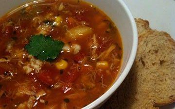 [RECIPE] Maryland Crab Soup