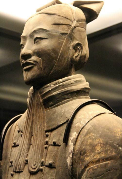 terracotta army chinese clay warriors high chance is on walls coveralls website id=95328