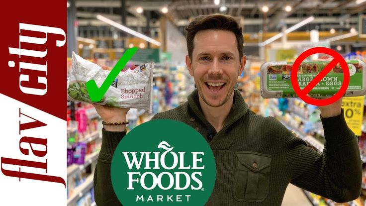 10 Healthy Items At Whole Foods That Won't Break The Bank..And What To Avoid… – Connie Juarez-Reyes