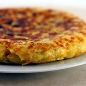 Former pinner--- Spanish Tortilla. I grew up with these. This is the closest recipe I've seen to an authentic tortilla. My grandmother taught us to slice the potatoes very thinly. Delicious.