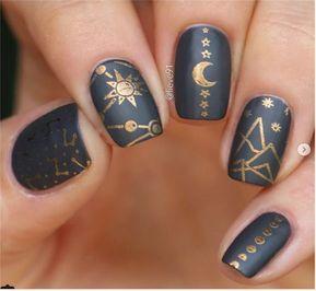 Prime Superb Galaxy Nail Artwork Designs Traits Concepts