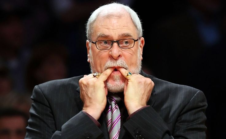 """Embrace the atmosphere.""  ~Phil Jackson"