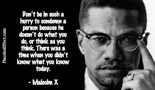 Malcolm X Inspirational Quotes. QuotesGram