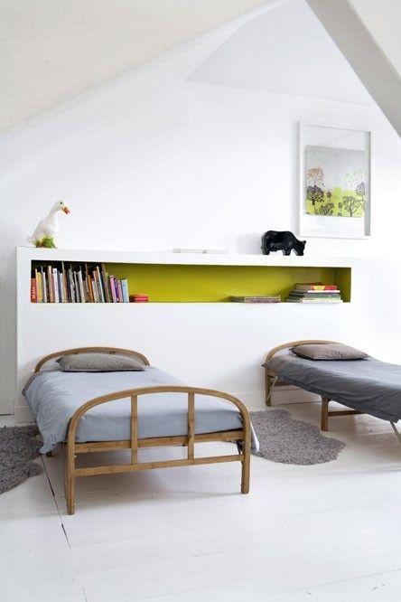 Lit pliant Petit Pan - Deco chambre de bébé ou enfant